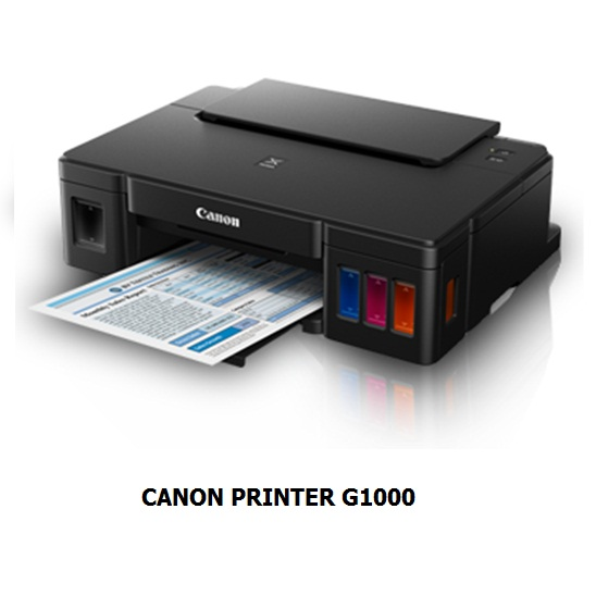CANON PRINTER G1000